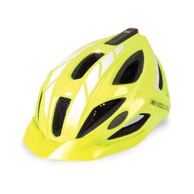 Endura Luminite Helmet hi-viz yellow/reflective